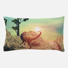 Dilophosaurus Pillow Case