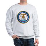 Uss john c stennis Crewneck Sweatshirts