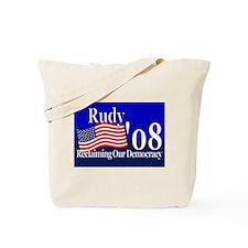 Unique Rudy president Tote Bag
