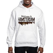 Welcome to Hamsterdam Hoodie