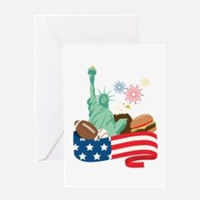 American Holiday Greeting Cards