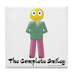 The Complete Smiley Tile Coaster