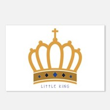 Little King Postcards (Package of 8)