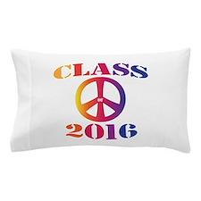 Class of 2016 Pillow Case