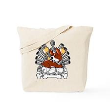 Iron Bone Throne Tote Bag