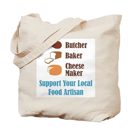 Food Artisan Tote Bag