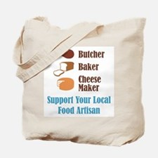 Food Artisan Tote Bag