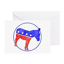 Democrats Greeting Card