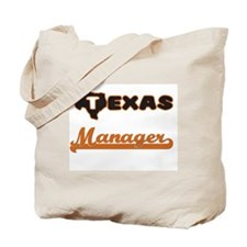 Texas Manager Tote Bag