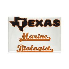 Texas Marine Biologist Magnets