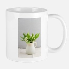 Lilies of the valley Mugs