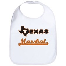 Texas Marshal Bib