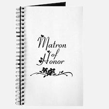 Matron of Honor Journal