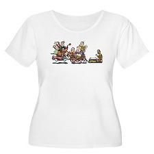 Clown Car 5-1 T-Shirt