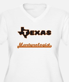 Texas Martyrologist Plus Size T-Shirt