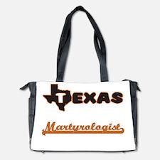 Texas Martyrologist Diaper Bag