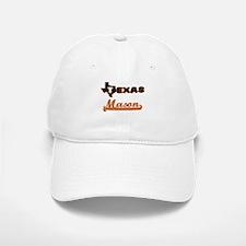 Texas Mason Baseball Baseball Cap