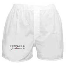 Cornhole Princess Boxer Shorts