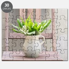 Lilies of the valley Puzzle