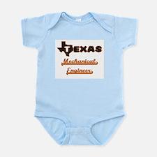 Texas Mechanical Engineer Body Suit