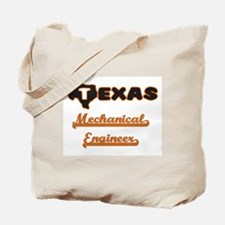Texas Mechanical Engineer Tote Bag