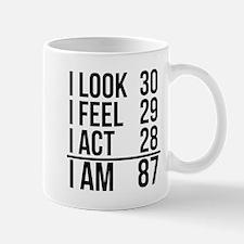 I Am 87 Mugs