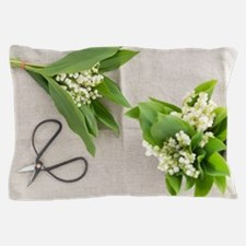 Lilies of the valley Pillow Case