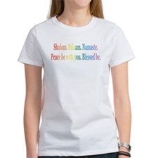 Queer Interfaith Blessing Tee