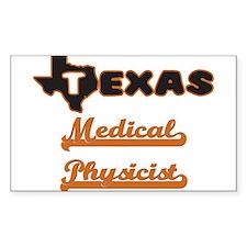 Texas Medical Physicist Decal