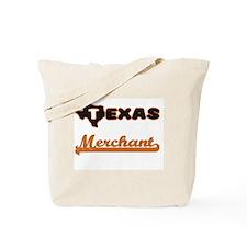 Texas Merchant Tote Bag