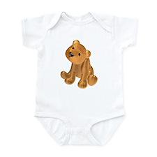 Brown Bear Infant Bodysuit