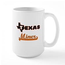 Texas Miner Mugs