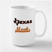 Texas Monk Mugs