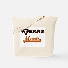Texas Monk Tote Bag