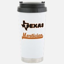Texas Mortician Stainless Steel Travel Mug