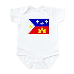Cajun Goodies Infant Creeper