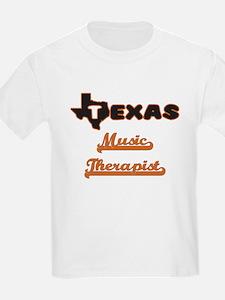 Texas Music Therapist T-Shirt