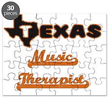 Texas Music Therapist Puzzle