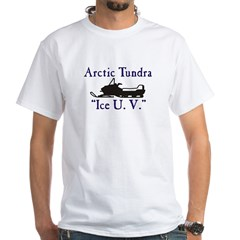 Arctic Tundra Ice U. V. Shirt
