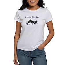 Arctic Tundra Ice U. V. Tee