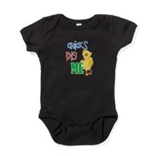 Cute Funny baby and kids Baby Bodysuit