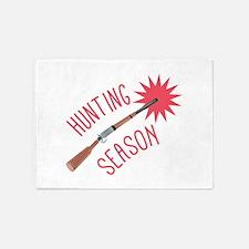 Hunting Season 5'x7'Area Rug
