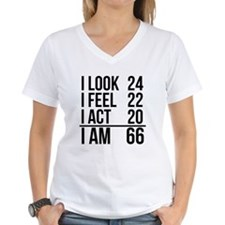 I Am 66 T-Shirt