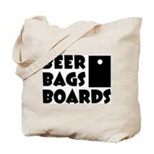 Beer Bags Boards Tote Bag