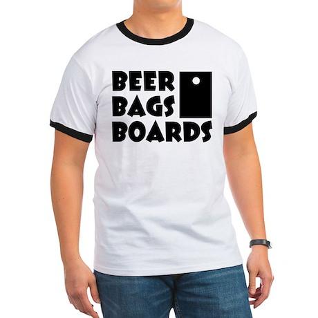 Beer Bags Boards Ringer T
