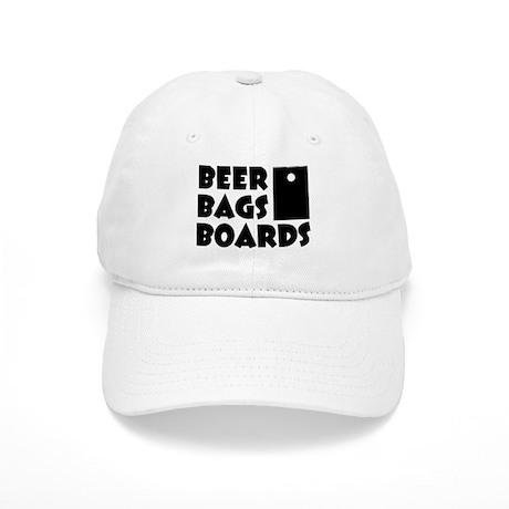 Beer Bags Boards Cap
