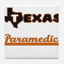 Texas Paramedic Tile Coaster
