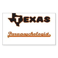 Texas Parapsychologist Decal