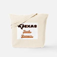 Texas Park Ranger Tote Bag