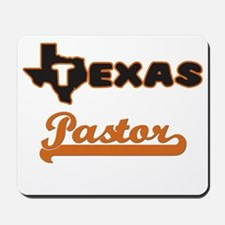 Texas Pastor Mousepad